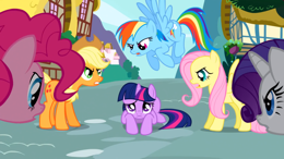 mlp france saison 1 de my little pony friendship is magic